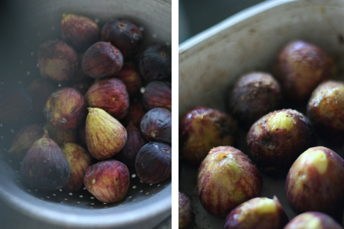 California Fresh Figs